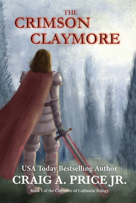 The Crimson Claymore